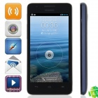 "HUAWEI G525 MSM8225Q Quad-Core Android 4.1.2 WCDMA Bar Phone w/ 4.5"", Wi-Fi and GPS - Black + Blue"
