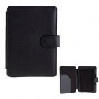 Protective PU Leather Case for Kindle 4 / 5 - Black