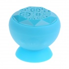 Digital Mini USB Rechargeable Bluetooth v2.0 Speaker - Blue