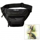 Free Soldier Leisure Waist Bag - Black (3L)