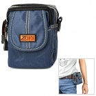 Multifunction Waist Bag Shoulder Bag - Deep Blue
