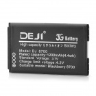 DEJI DJ-8700 Replacement 1200mAh Li-ion Battery for Blackberry 8300 / 8310 / 8320 / 8330 / 8520
