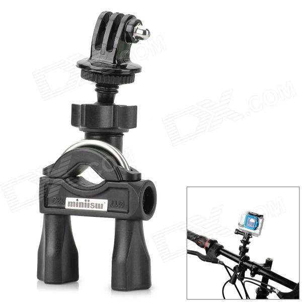 Miniisw M-B4 Y-shape Fast Assembling Bike Handlebar Mount for Gopro Hero 4/ 3/3+/Hero/Hero2/SJ4000 handlebar seatpost pole bike roll bar mount for gopro hero2 hero3