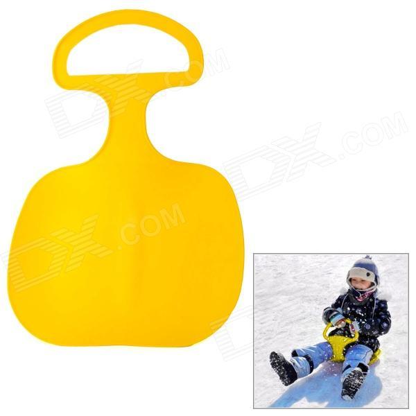 Children's PE Skiing / Skating / Sandboarding Board - Yellow