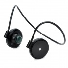 BTH-030 Bluetooth v2.0 + EDR Stereo Over the Ear Headset w/ Microphone - Black