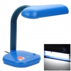Hilamp HL-021 Eyes Protection 13W 5000K White Fluorescent Light Tube Table Lamp - Blue (220~240V)