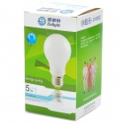 Cnlight CNQA0502WW E27 5W 350lm 3200K 9-SMD 5630 LED Warm White Light Lamp Bulb - White (220V)