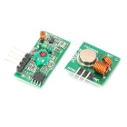 433MHz RF Transmitter Receiver Link Kit - Green