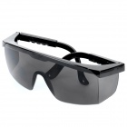 Outdoor UV400 Protection PC Lens Riding Sunglasses - Black
