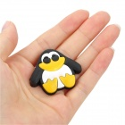 FUNI CT-330 Penguin Style Decorative PC + Magnetic Buttons - Multicolored (8 PCS)