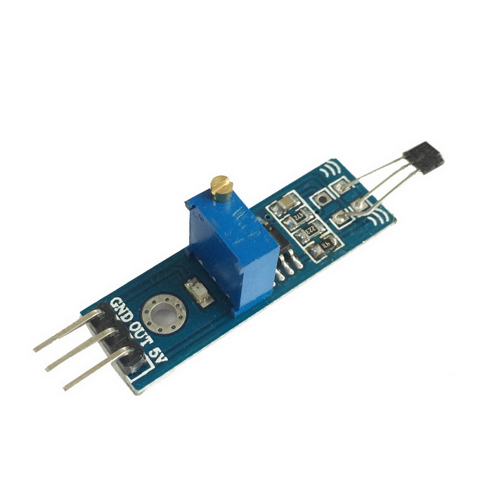 LM393 3144 Hall Sensor Module - Blue 100% new original for imac a1311 inverter board model v267 701 2009 2010