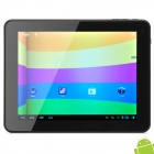"Megafeis M806 8"" Capacitive Screen Android 4.1 Quad Core Tablet PC w/ TF / Wi-Fi / Camera - White"