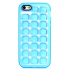 Soft Bubble Style Protective TPU Case for Iphone 5 - Blue