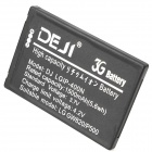 DEJI DJ-LG IP-400N Replacement Battery for LG GD888 / GM750 / GT540 / GW620 / GW820 / GW825v + More