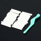 Dental Peeling Stick - verde + blanco