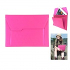 Modern Protective PU Leather Case for Ipad MINI - Deep Pink