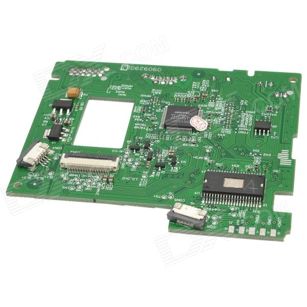 все цены на Mocrisoft Optical Drive Module Board for Xbox 360 Slim - Green + Black онлайн