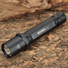 NEXTORCH P8A 660lm 5-Mode White Flashlight w/ 6 x Cree XM-L U2 - Black (1 x 18650)