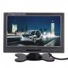 "Kang Sung KS-708 7"" TFT LCD Monitor Digital TV Receiver for Car / Home (800 x 480)"