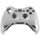 XBOX 360 Wireless Controller Replacement Shell - Silver