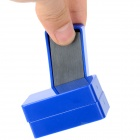 FUNI CT-995 Rectangle Style Magnetic Stripe - Blue (3 PCS)