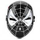 Spiderman Cosplay Flashing Mask - Black