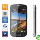 "Mini MPI9082 (MTK6515) GSM Android 4.0 Bar Phone w/ 4.0"" Screen, Quad-Band, Wi-Fi and Dual-SIM"