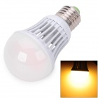 KD-4W-01-NBG E27 4W 280lm 3500K COB LED Warm White Light Lamp Bulb - Ivory (160~260V)