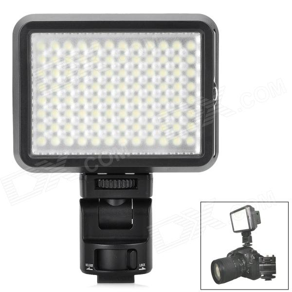 SHOOT XT-96 24W 900lm 5000~5800K 96-LED White Light Camlight / Photography Lamp - Black