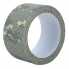 Outdoor Adhesive Duct Tape for Flashlight / Telescope - Camouflage