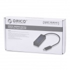 ORICO W6PH4-BK Portable 5Gbps 4-Port USB 3.0 Hub - White (30cm-Cable)
