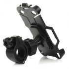 Da bicicleta da bicicleta de montagem Clamp Holder para iPhone 4 / 4S - Black