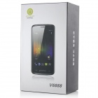 "Hero V6888 MTK6577 Dual-Core Android 4.0.4 WCDMA Bar Phone w/ 4.7"" , Wi-Fi and GPS - Black"
