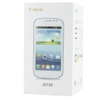 "i8730 Android 4.0.4 GSM Bar Phone w/ 4.3"" Capacitive Screen, Quad-Band and Wi-Fi - Black"