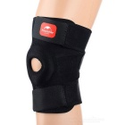 Naturehike NHHX-Q Outdoor Sports Elastic Knee Support Protection Band - Black