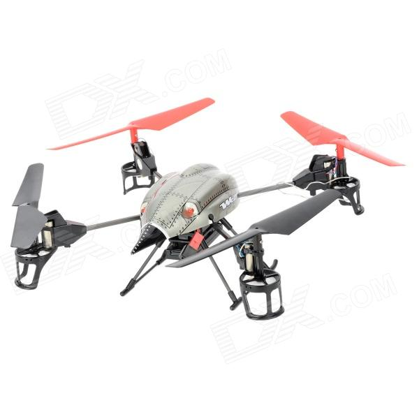 WLtoys V959 2.4G Radio Control 4-CH Quadcopter R/C Aircraft w/ 2.5 LCD Remote Controller / Camera spare light bar cable fitting for wltoys q222 g remote control quadcopter