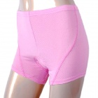 NUCKILY NS360 Women's Cylcling Pants Shorts - Pink (Size M)