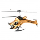 HuaJun W908-9 4-CH 2.4GHz Radio Control Flying Dragon Style R/C Helicopter w/ Gyro / LED Head Lamp