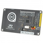 MANOLINS NFCV1.0 NFC / RFID Modul PN532 Development Board Card Reader - Schwarz