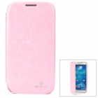 Gearmax Protective PU Leather Flip-Open Case - Pink