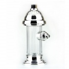 Silver Plated Fire Hydrant Pump Beer Drink Liquor Dispenser (900ml)