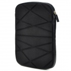 Irregular Figure Style Protective Water Resistant Bag for Ipad MINI - Black