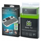 MK808B RK3066 Dual Core Android 4.2 Mini PC med 8GB ROM / 1GB RAM / Bluetooth / Rii i8 luft mus