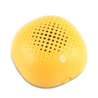 E100 Bluetooth V2.1 Portable Speaker - Gelb + Schwarz
