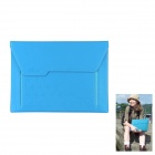 Modern Protective PU Leather Case for iPad 2 / 3 / 4 - Blue
