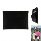 Modern Protective PU Leather Case for Ipad 2 / 3 / 4 - Black