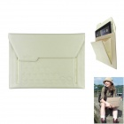Moderne Protective PU Leather Case für iPad 2/3/4 - Beige