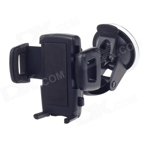 C47 4.3 / 5''  Universal Car Mount Holder for Cell Phones / MP5 / GPS (3.6~8cm) universal nylon cell phone holster blue black size l