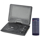 9'' Portable DVD Player w/ Game / Radio Function - Black