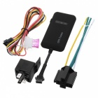 H809 GPS / GSM / GPRS Vehicle Tracker - Black